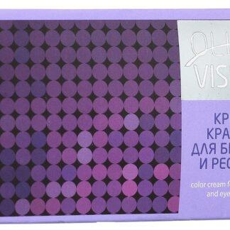 Краска для бровей и ресниц (набор с оксидантом) Ollin