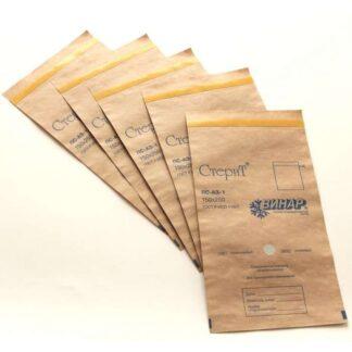 Крафтовый пакет упаковка